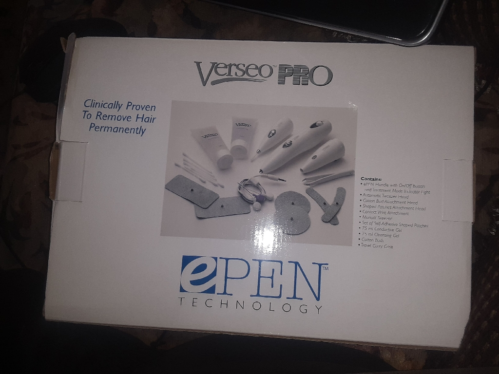 Verseo Pro 3 In One Electrolysis System New In Box
