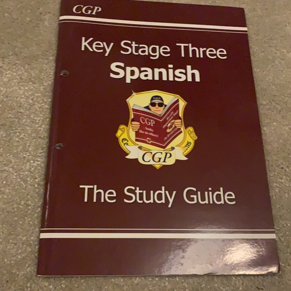 Spanish rrvision guide