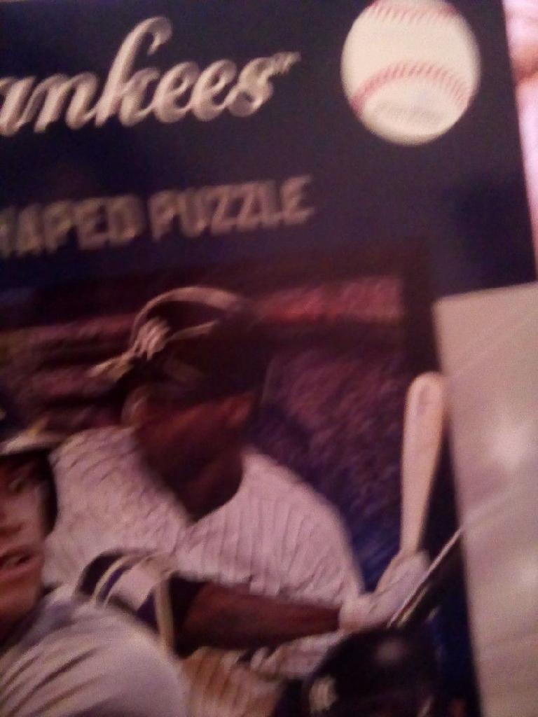 New York Yankee puzzle game
