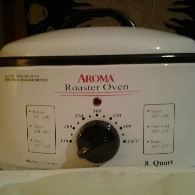 8 Quart Aroma Roaster