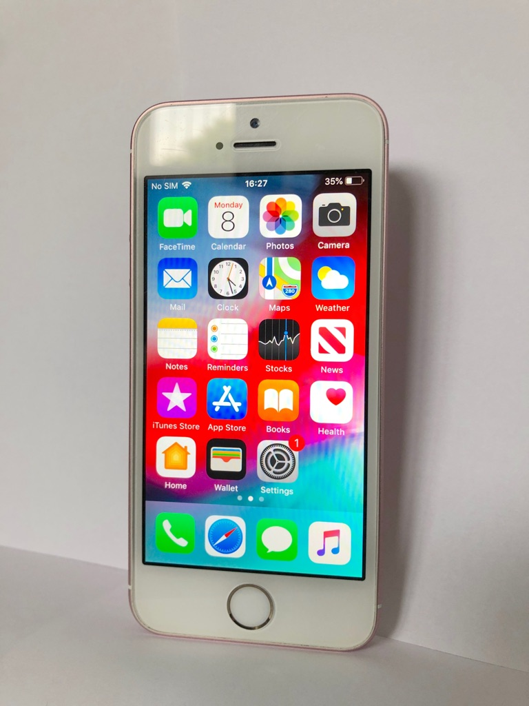 iPhone SE 16GB - Rose Gold - (EE)