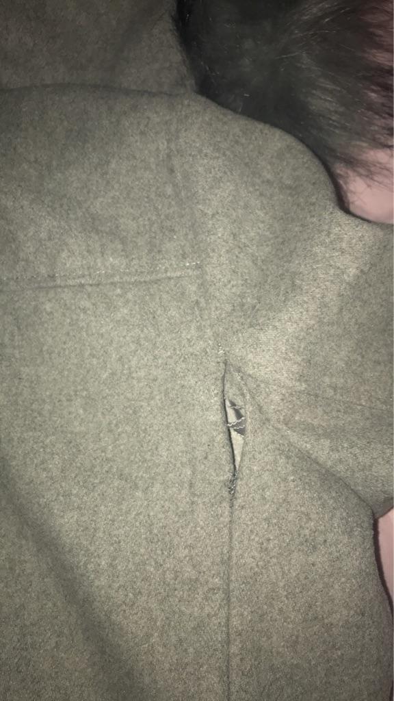 NEW LOOK women's coat size 12