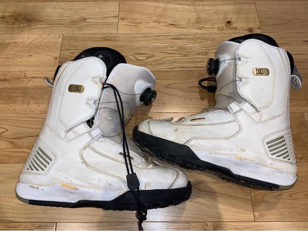 DC Snowboarding boots, UK10.5