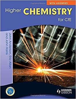 Higher Chemistry For CfE.