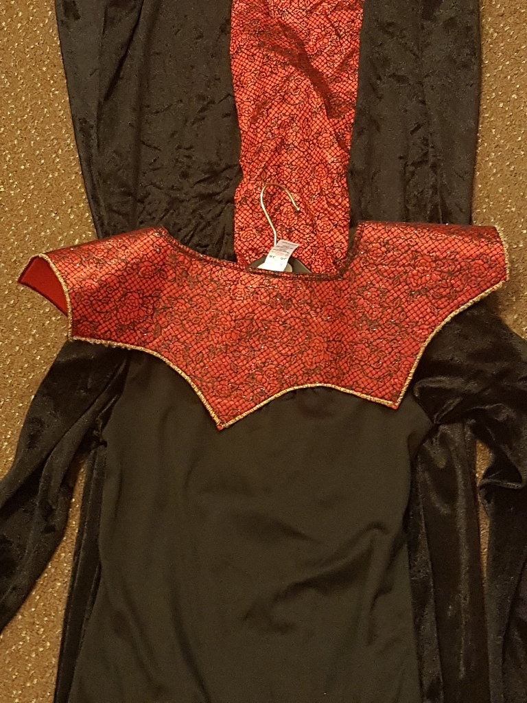 Women size 8-10 Halloween costume NEW with labels