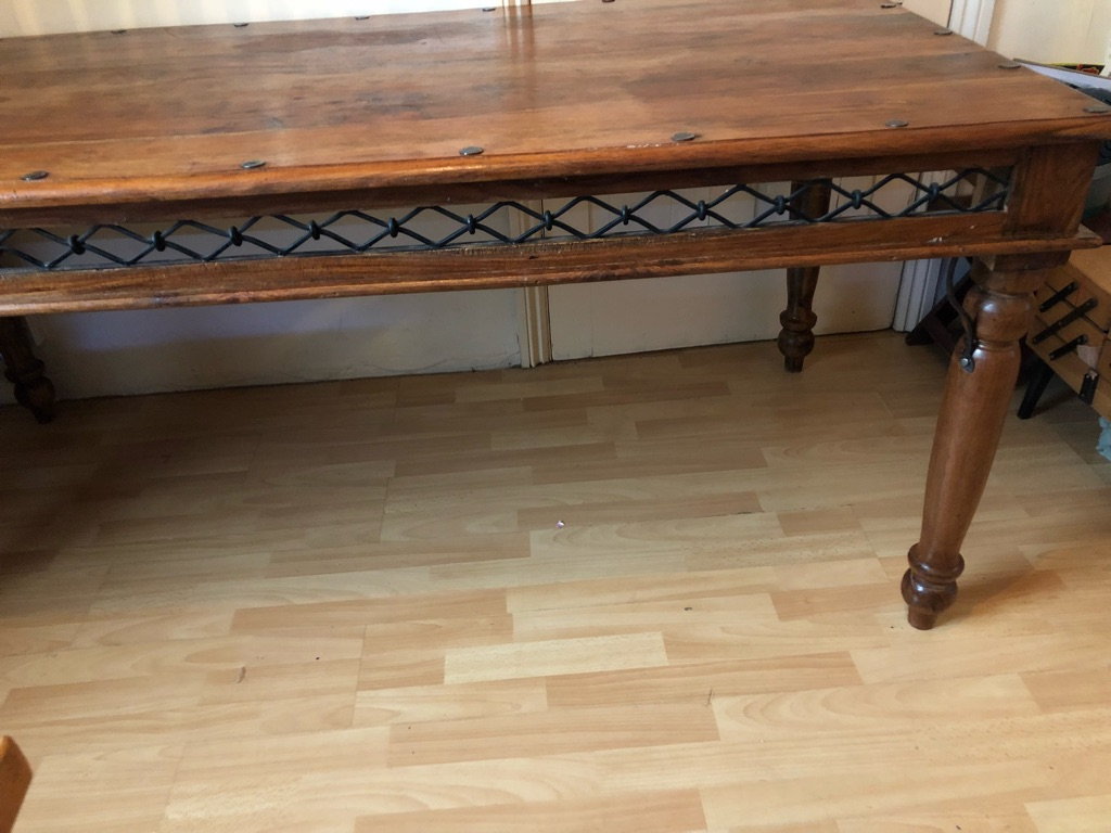 Indian Teak Table