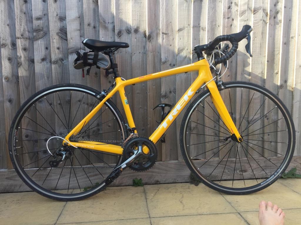 Trek Emonda S 4 WSD 2016 Women's road bike, 50cm frame Barely used, excellent condition.