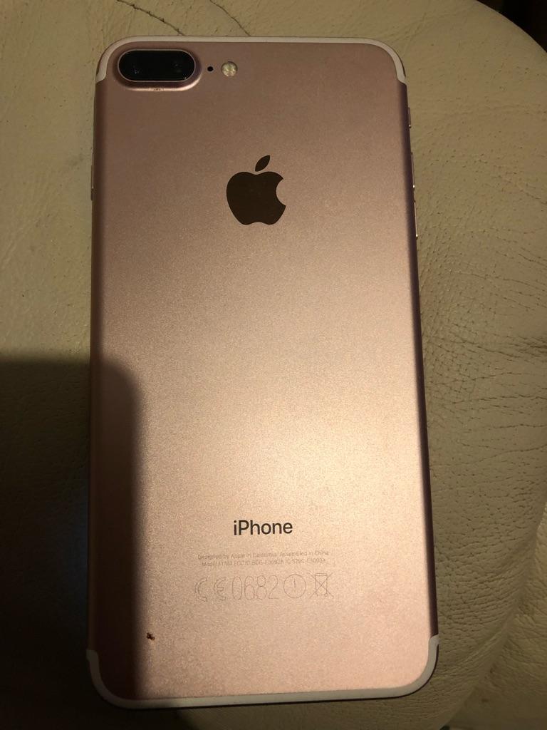 I Phone 7 Plus Excellent Condition 32GB