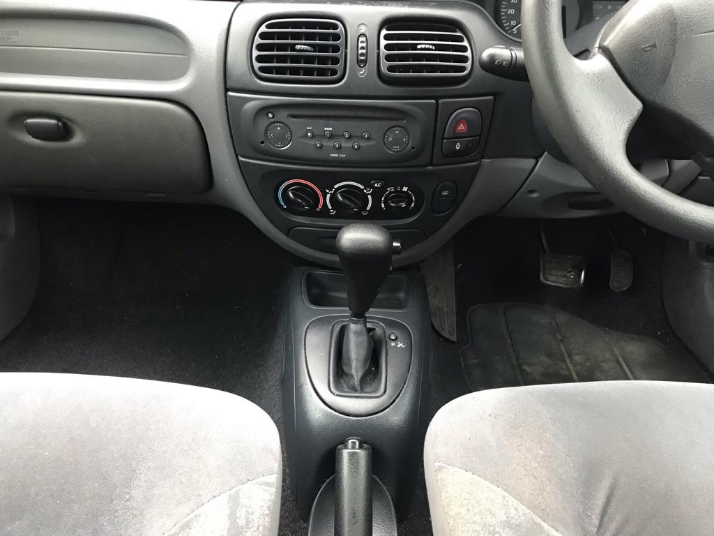 AUTOMATIC CAR