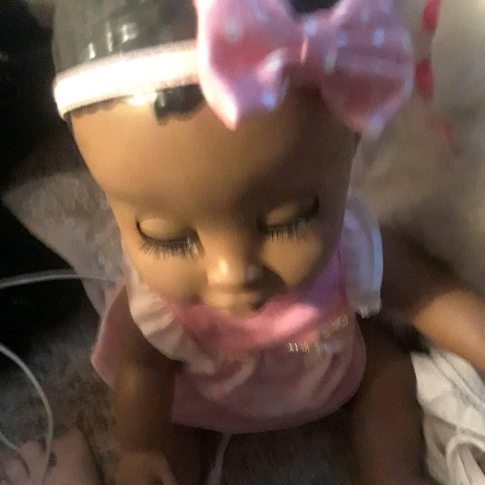 Luva balla doll