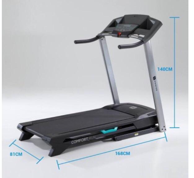 Domyos treadmill