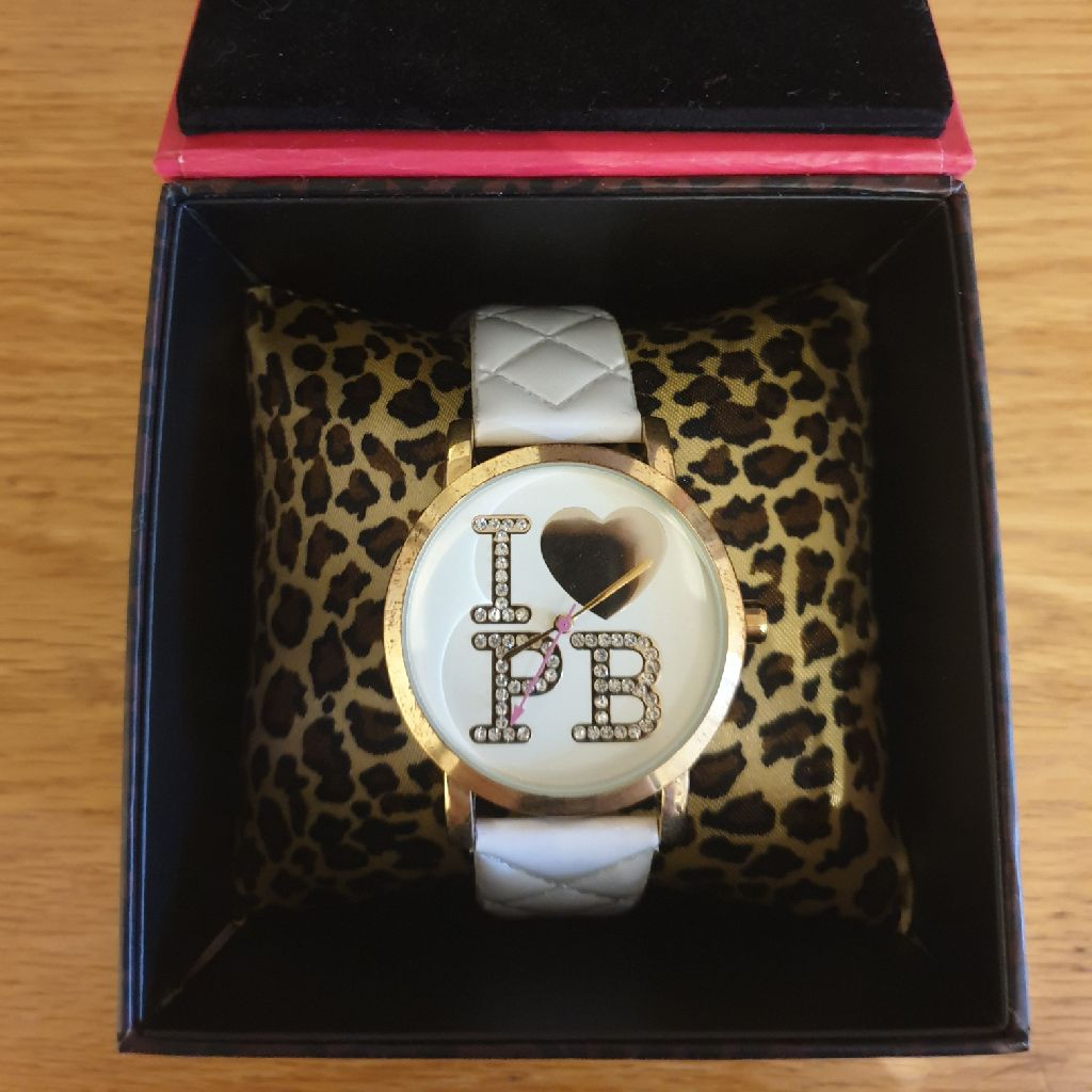 White Paul's Boutique Watch