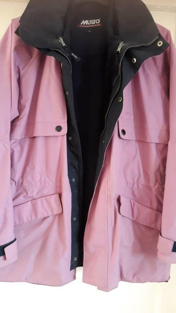 Musto  jacket