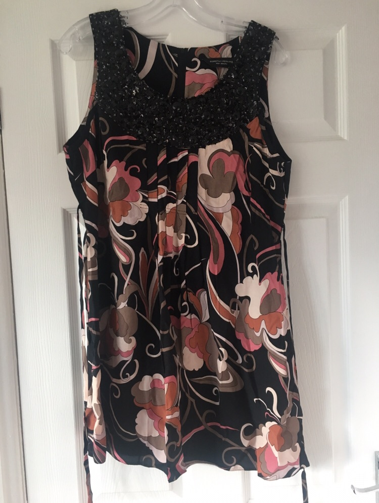 Tunic size 14 excellent condition (postage available)
