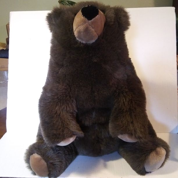 18 in. Tall Stuffed Toy Bear
