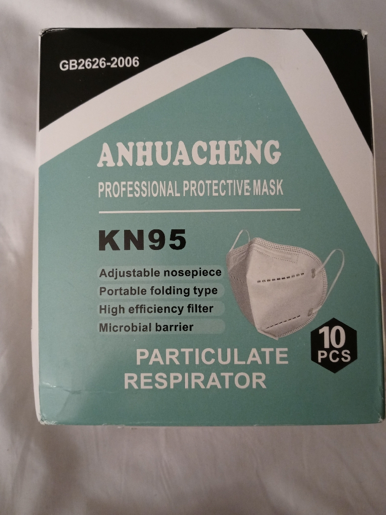 Health Protection Masks (box of 10)