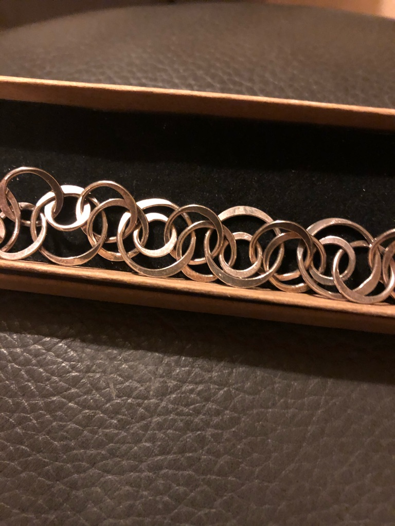 Bracelet Real silver 925
