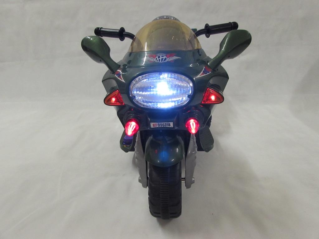 Motor bike 6v for children