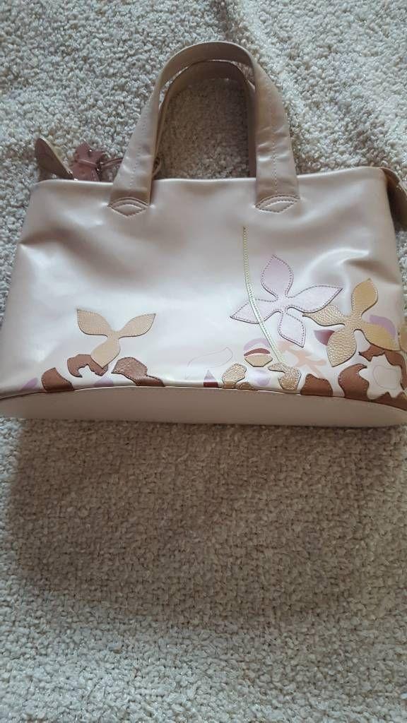 Radley pale pink handbag