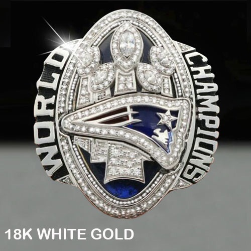 New England Patriots Superbowl LI Ring Replica