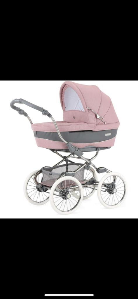 Bebecar Pram and Car Seat plus changing bag