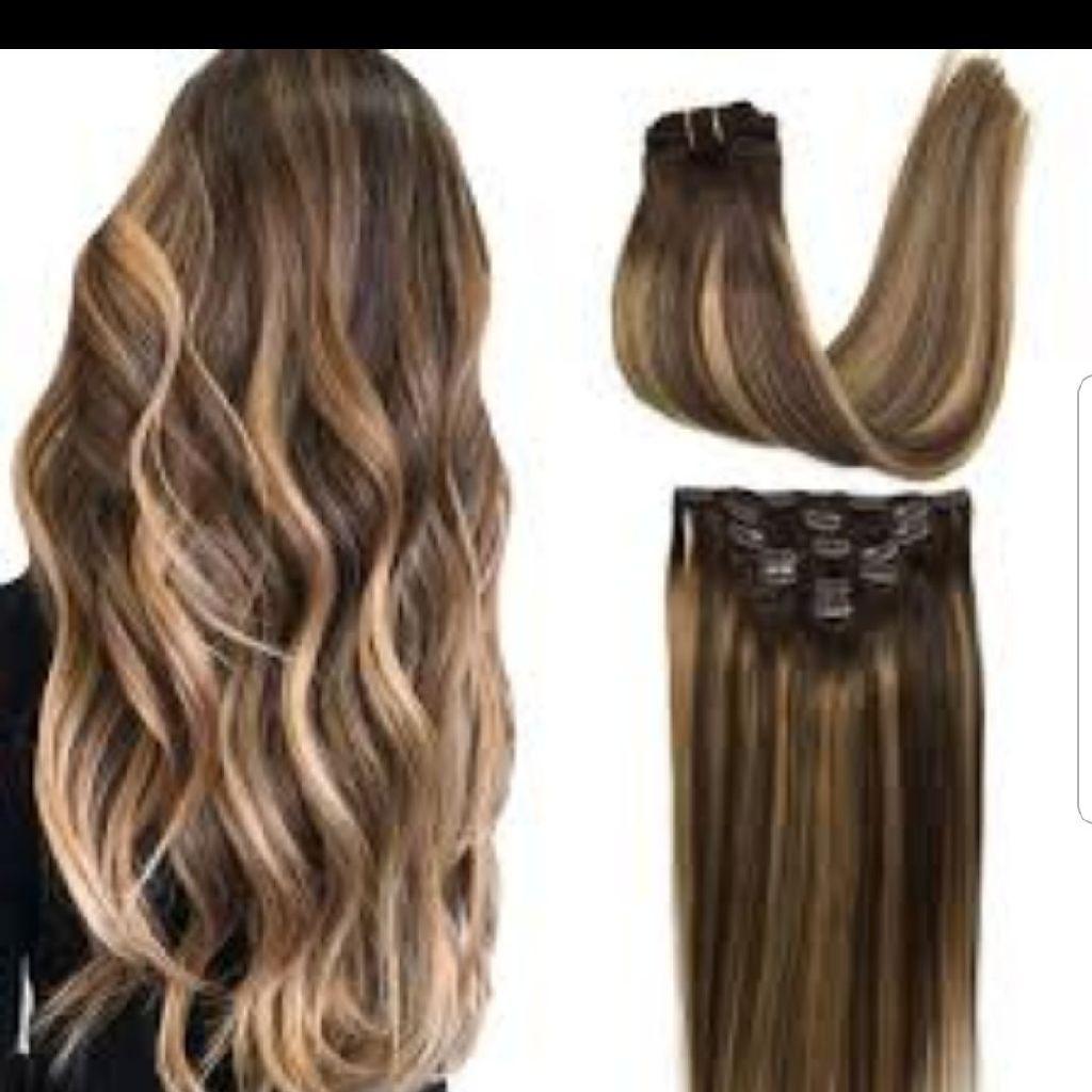 Soleil hair extensions