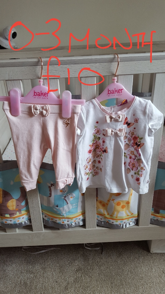 Baby Ted Baker clothes