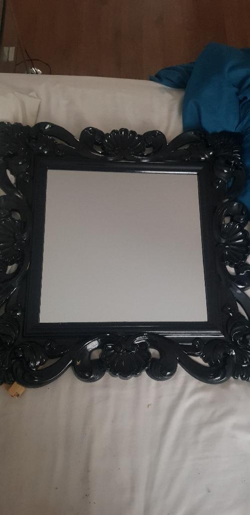 Mosaic black mirror