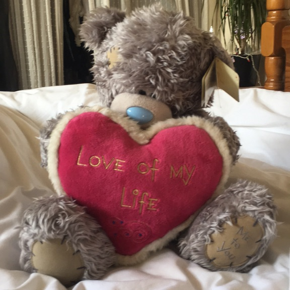 Tatty Teddy - Love Of My Life