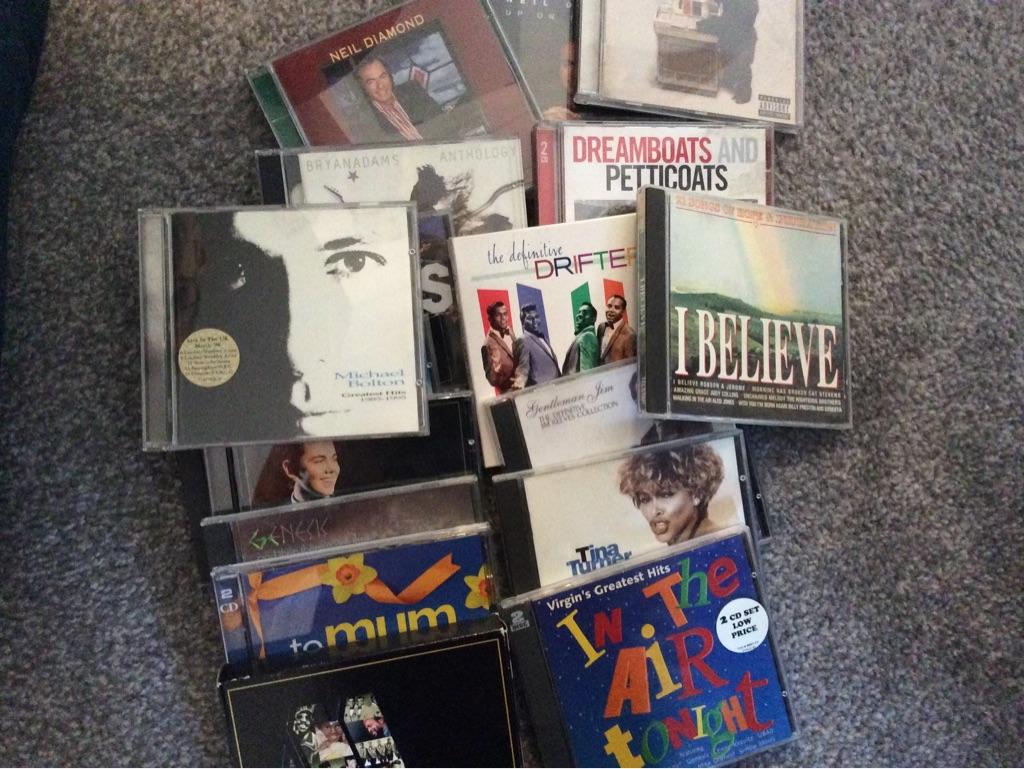 60 CDs