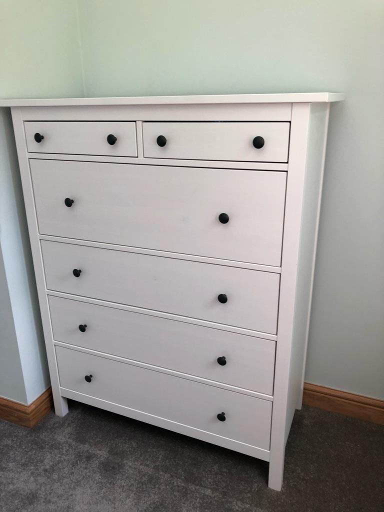Hemnes,Chest of 6 drawers.