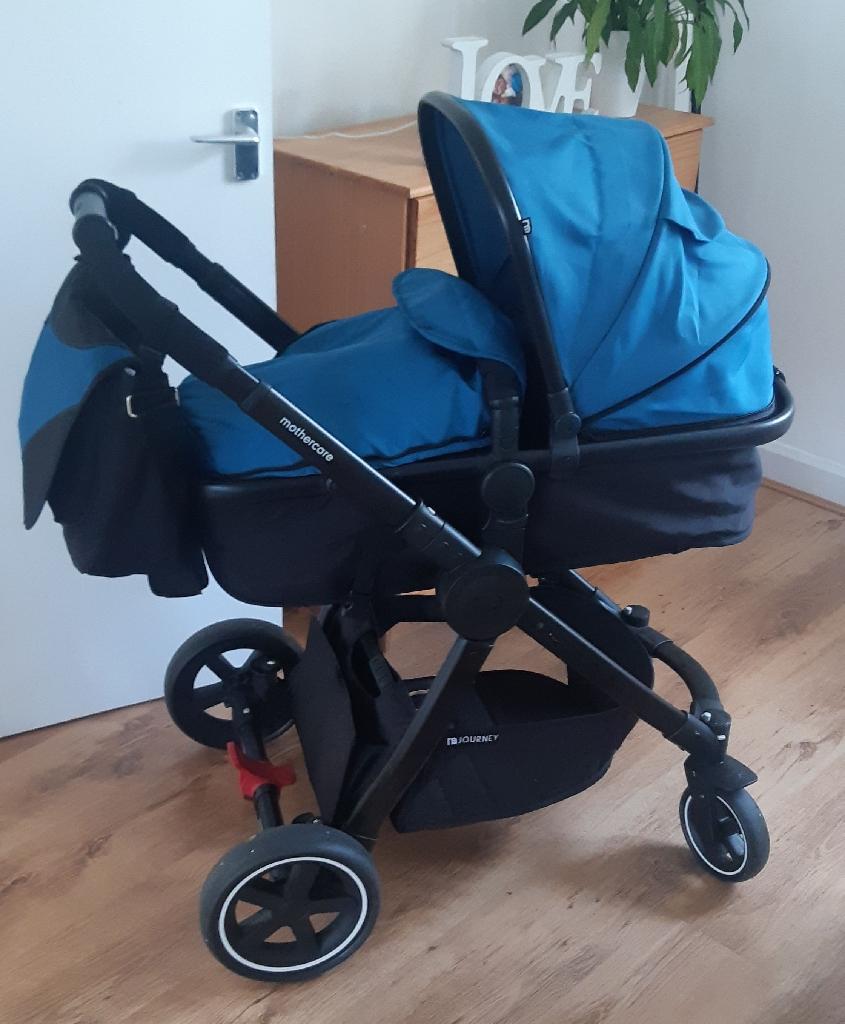 Mothercare Journey 2 in 1 pram