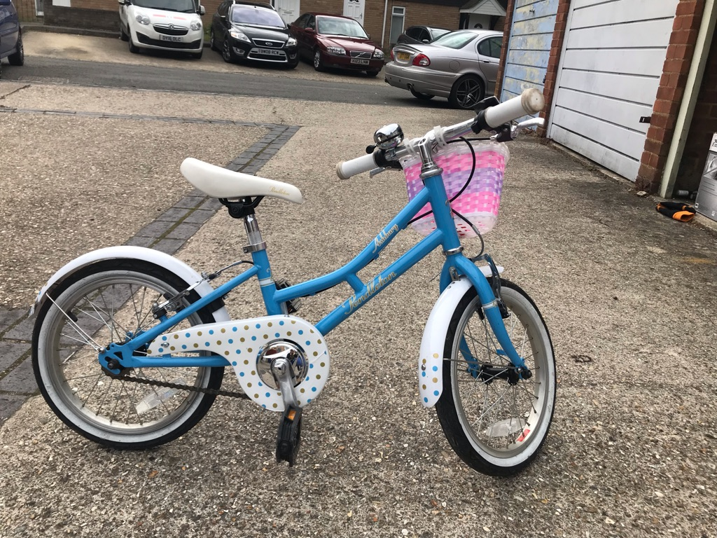 Girls Pendleton Bike