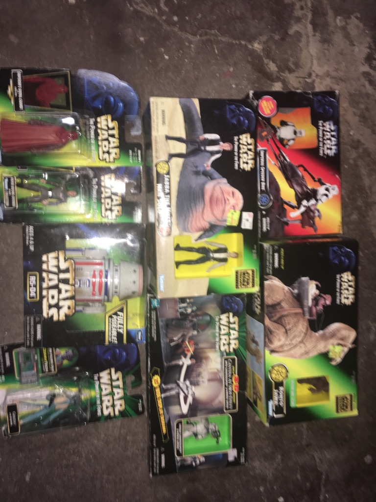 HUGE STAR WARS LOT