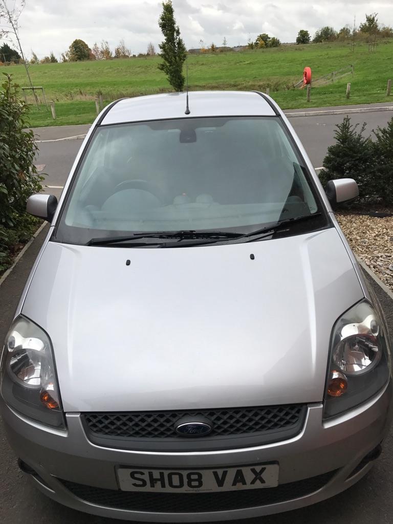 Ford Fiesta Zetec 2008