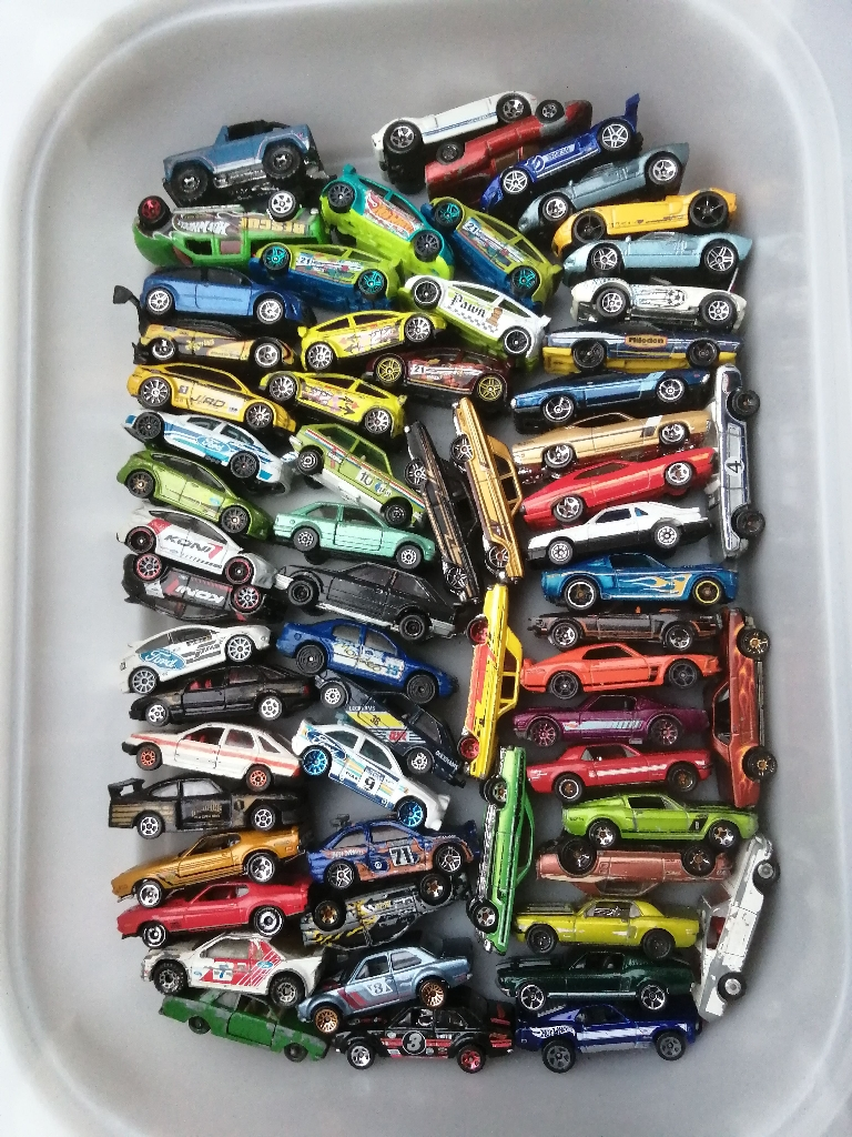 Ford die-cast toys