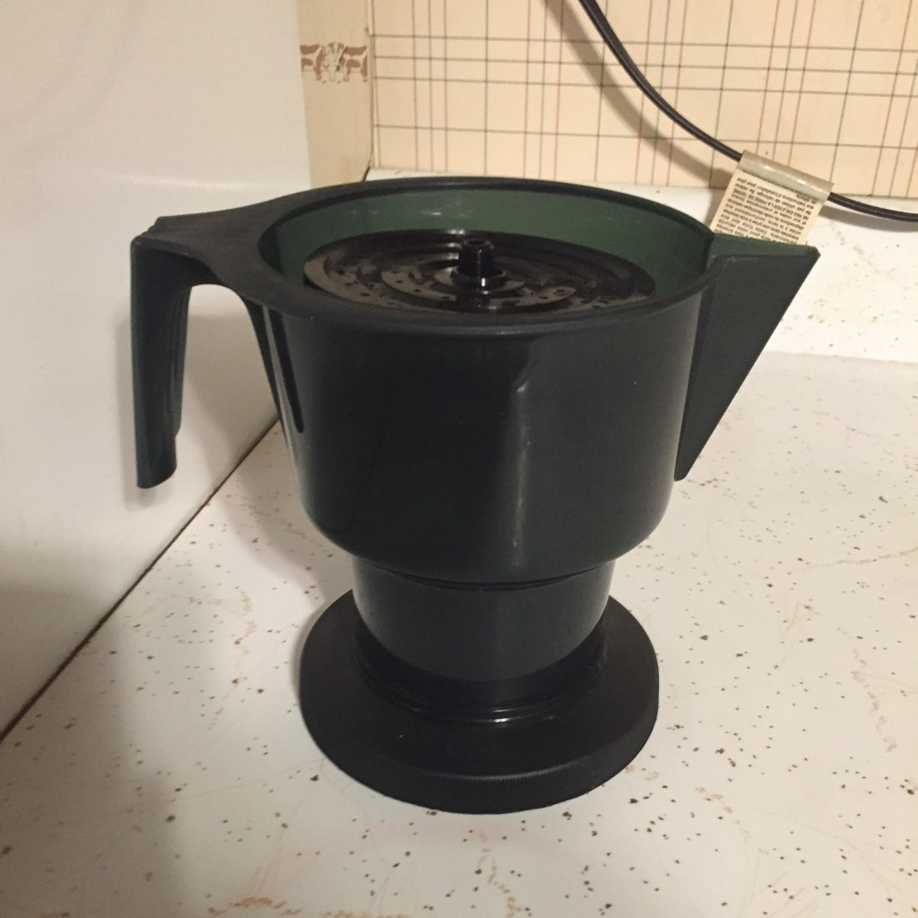 Microwaveable coffee pot