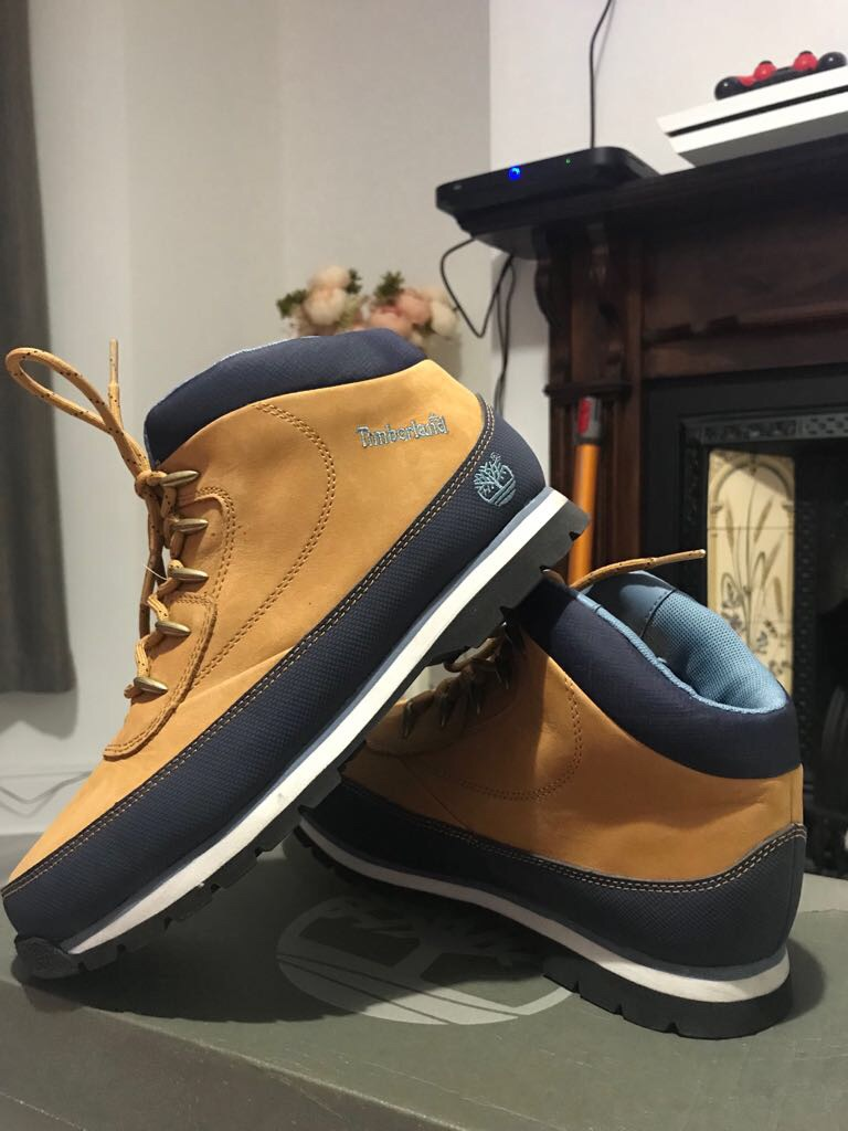 Timberlands boots excellent condition