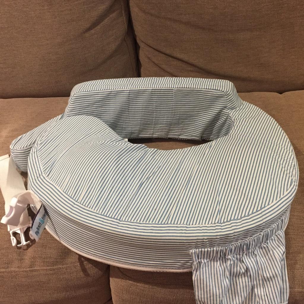 Breastfriend nursing pillow