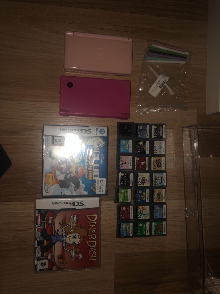 DS Nintendo - DS LITE & DSI
