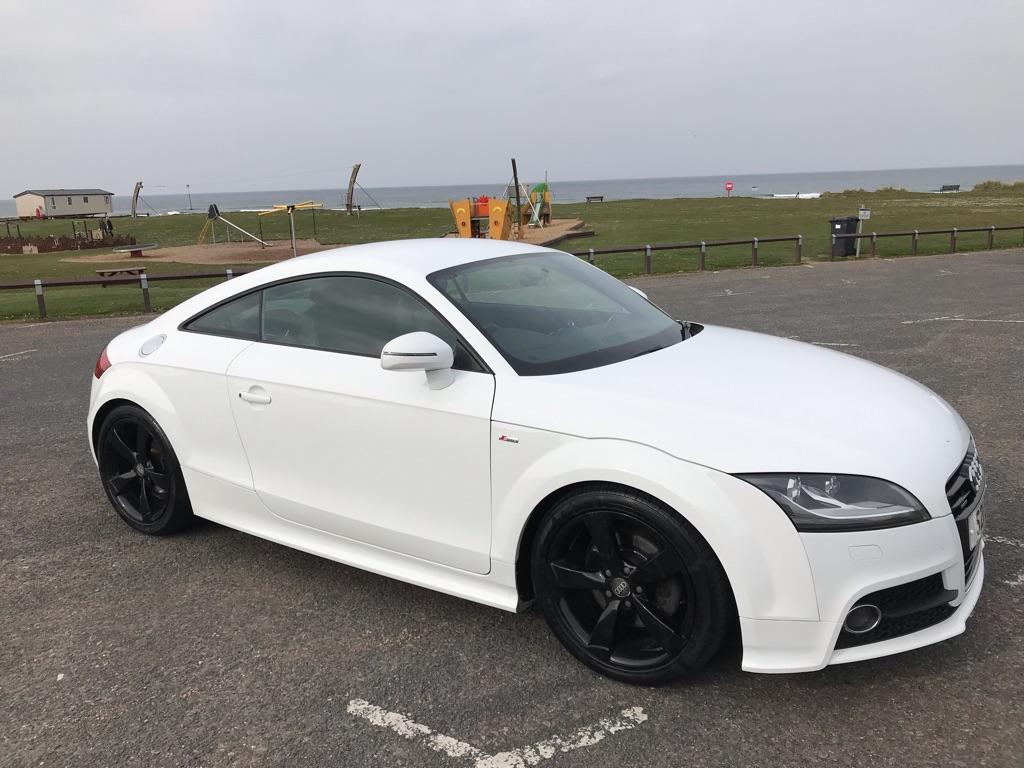 Audi TT S Line TDI Quattro