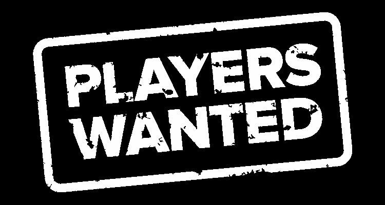 Players/coaches wanted