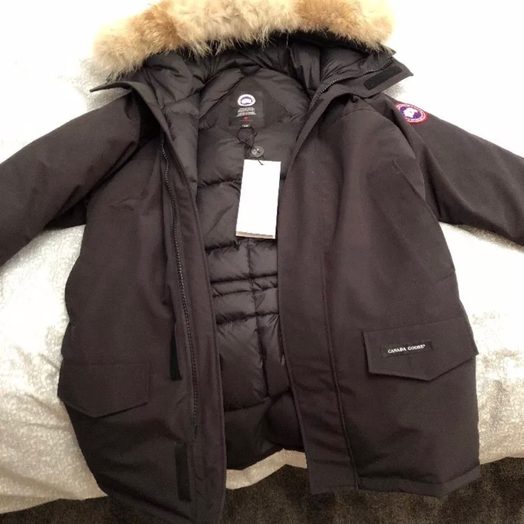 canada goose jackets run small