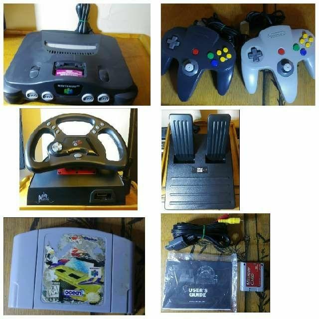 Sweet Nintendo 64 Bundle !!!