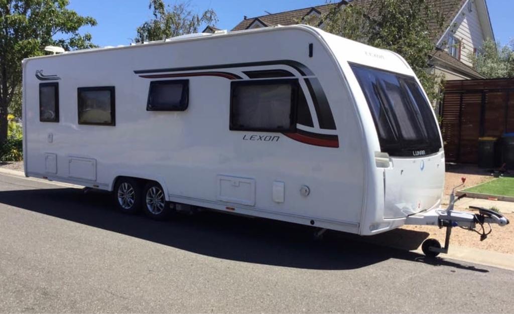 Lunar Lexon 640 Caravan (2016)