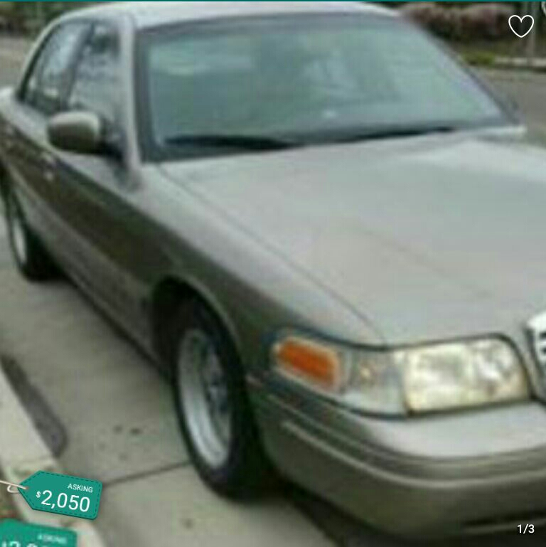 2002 crown vic