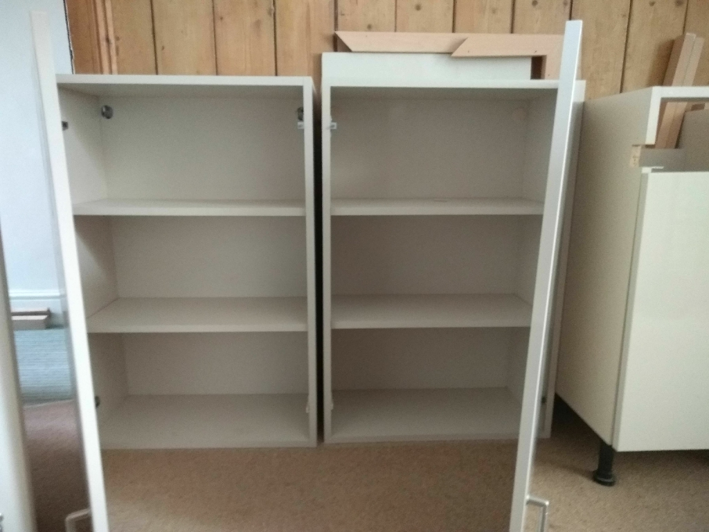 KITCHEN UNITS FOR SALE Left over from kitchen re-fit Suitable for small kitchen, utility room/garage