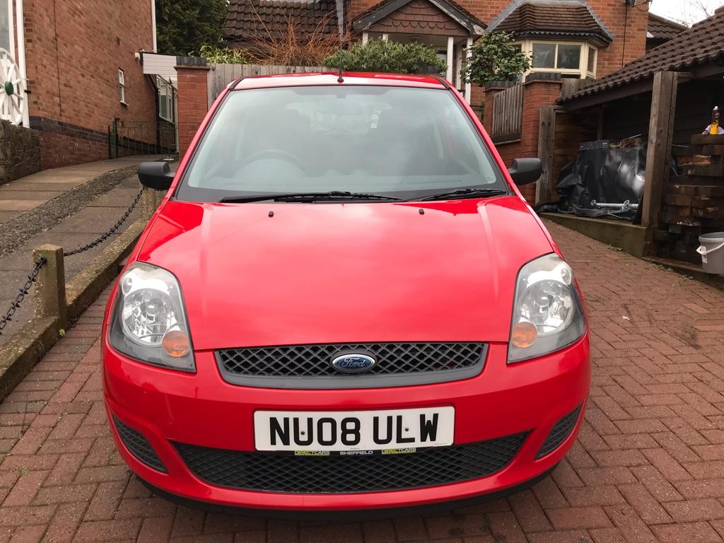Ford Fiesta 1.4tdi