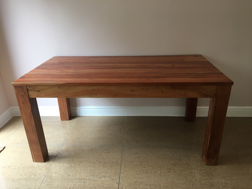 NEXT Java Dining Table & 6 chairs
