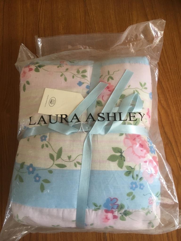 Laura Ashley throw